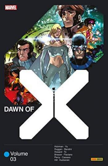 Couverture de l'album Dawn of X - Tome 3