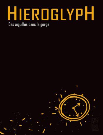Couverture de l'album HieroglypH (One-shot)