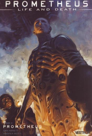 Couverture de l'album Vestron - 30. Prometheus : Life and Death tome 2