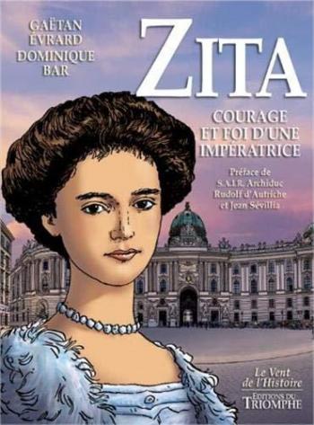 Couverture de l'album Zita (One-shot)