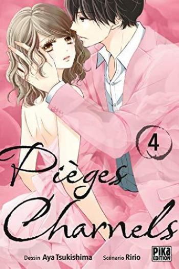 Couverture de l'album Pièges charnels - 4. tome 4