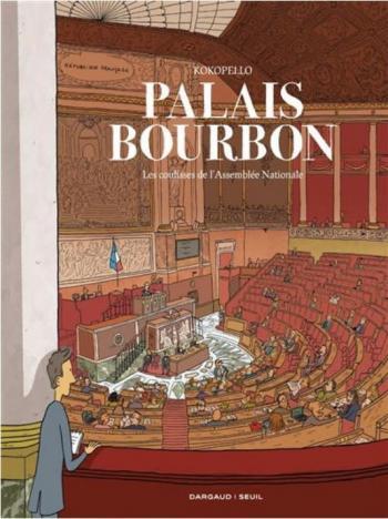 Couverture de l'album Palais Bourbon (One-shot)