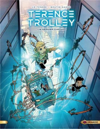 Couverture de l'album Terence Trolley - 2. Le Dernier chaînon