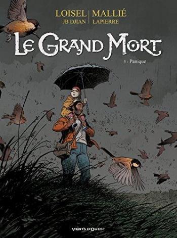 Couverture de l'album Le Grand Mort - 5. Panique