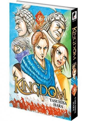 Couverture de l'album Kingdom - 56. Le jour de la confrontation décisive