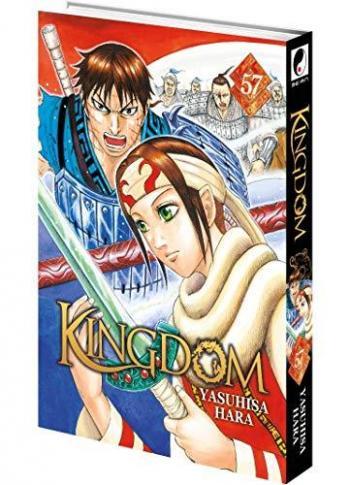 Couverture de l'album Kingdom - 57. Le choc des armées centrales