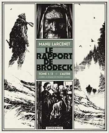 Couverture de l'album Le Rapport de Brodeck - 1. L'Autre - Prix Landerneau 2015