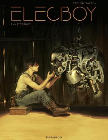 Couverture de l'album Elecboy - 1. Naissance