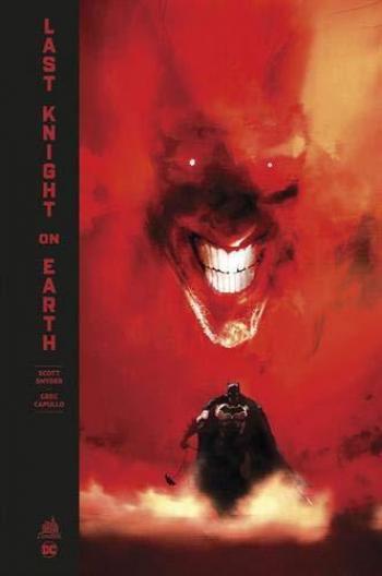Couverture de l'album Batman: Last Knight on Earth (One-shot)