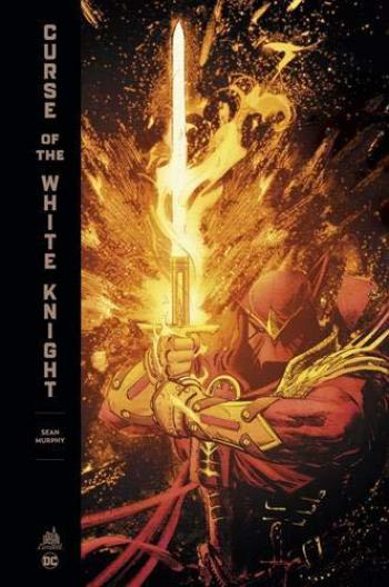 Couverture de l'album Batman - Curse of the White Knight (One-shot)