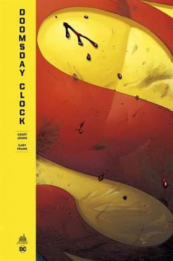 Couverture de l'album Doomsday Clock (One-shot)