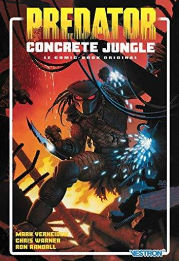 Couverture de l'album Vestron - 12. Predator: Concrete Jungle