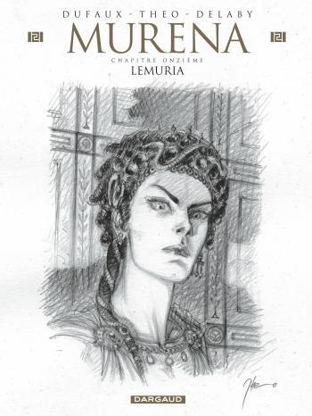Couverture de l'album Murena - 11. Lemuria