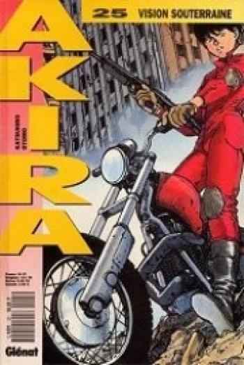 Couverture de l'album Akira (Kiosque) - 25. Vision souterraine
