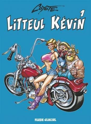 Couverture de l'album Litteul Kévin - 1. Tome 1