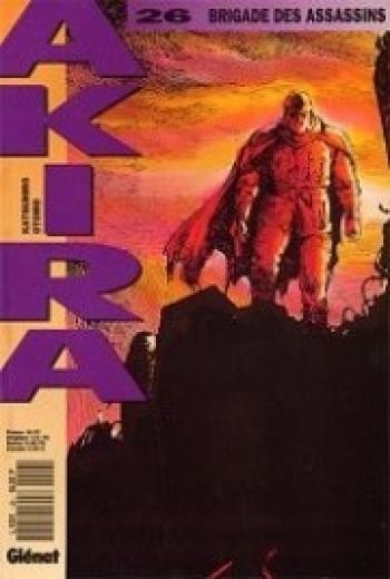 Couverture de l'album Akira (Kiosque) - 26. Brigade des assassins