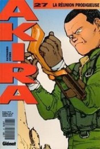 Couverture de l'album Akira (Kiosque) - 27. La réunion prodigieuse