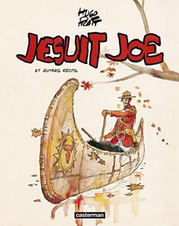 Couverture de l'album Jésuite Joé (One-shot)