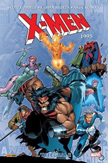 Couverture de l'album X-Men - L'Intégrale - INT. 1995