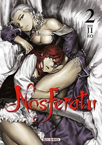 Couverture de l'album Nosferatu (soleil manga) - 2. tome 2