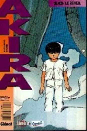 Couverture de l'album Akira (Kiosque) - 10. Le réveil
