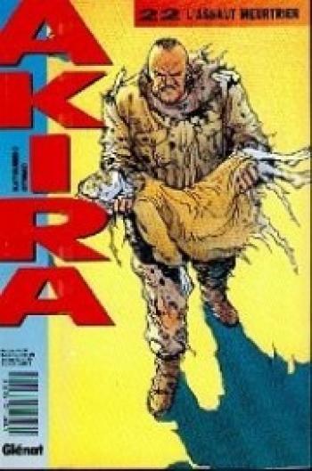 Couverture de l'album Akira (Kiosque) - 22. L'assaut meurtrier