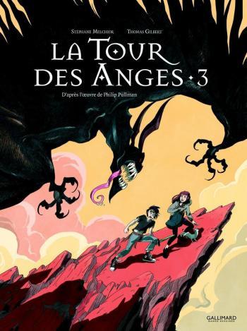 Couverture de l'album La Tour des Anges - 3. Tome 3