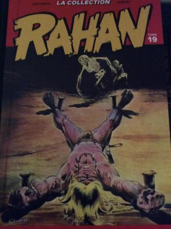 Couverture de l'album Rahan (Hachette) - 19. L'île des morts vivants