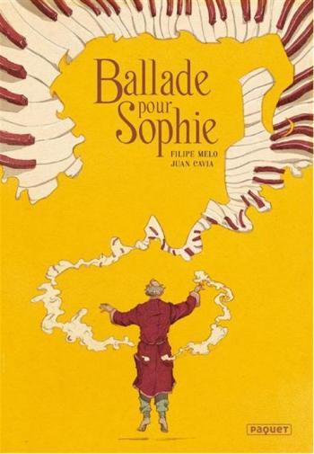 Couverture de l'album Ballade pour Sophie (One-shot)