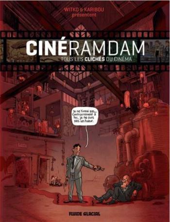 Couverture de l'album Cinéramdam - 1. Tous les clichés du cinéma