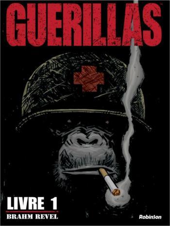 Couverture de l'album Guerillas - 1. Livre 1