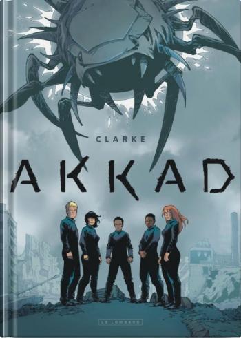 Couverture de l'album Akkad (One-shot)