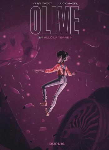 Couverture de l'album Olive - 2. Allô la Terre ?