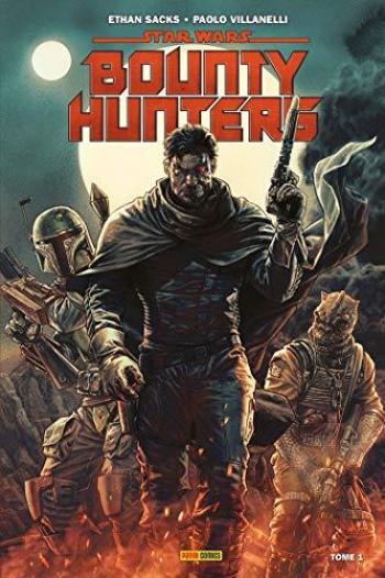 Couverture de l'album Star Wars - Bounty Hunters - 1. Tome 1