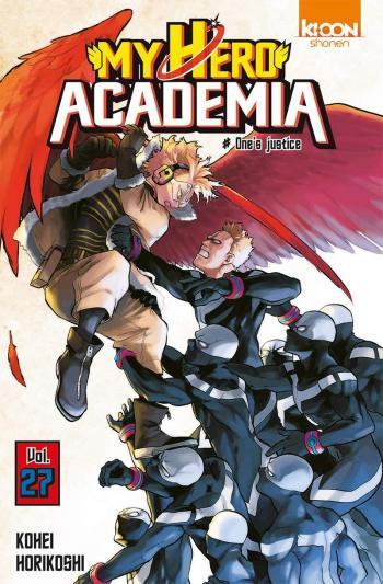 Couverture de l'album My Hero Academia - 27. One's justice
