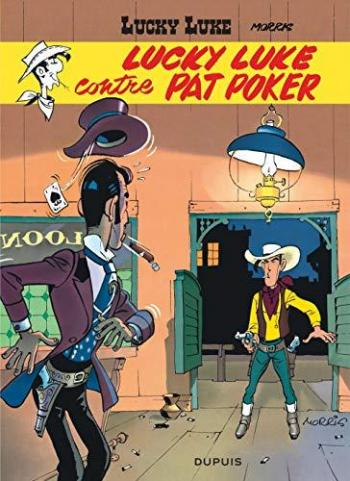 Couverture de l'album Lucky Luke - 5. Lucky Luke contre Pat Poker