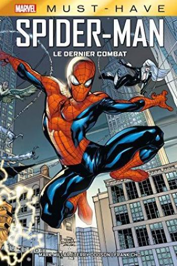 Couverture de l'album Best of Marvel - Must-have - 18. Spider-Man: Le Dernier Combat