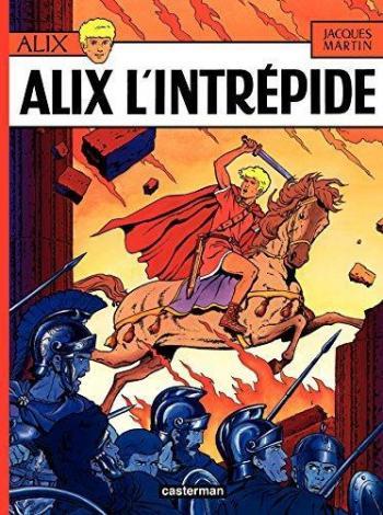Couverture de l'album Alix - COF. Alix l'intrépide