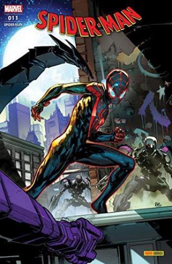 Couverture de l'album Spider-Man (V8) - 11. Tome 11