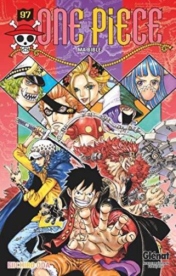 Couverture de l'album One Piece - Tome 97