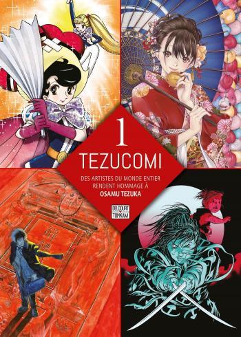 Couverture de l'album Tezucomi - 1. Tome 1