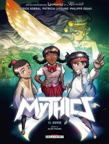 Couverture de l'album Les Mythics - 12. Envie