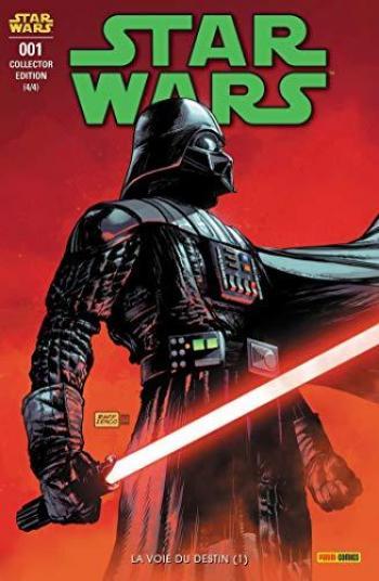 Couverture de l'album Star Wars (Panini Comics V5) - 1. La Voie du Destin (1)