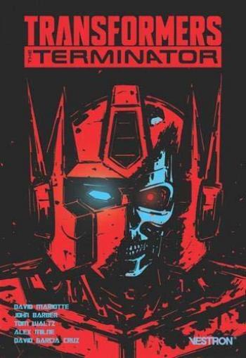 Couverture de l'album Vestron - 44. Transformers vs. The Terminator