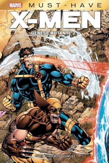 Couverture de l'album Best of Marvel - Must-have - 20. X-Men: Genèse Mutante 2.0