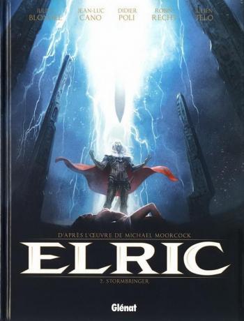 Couverture de l'album Elric - 2. Stormbringer