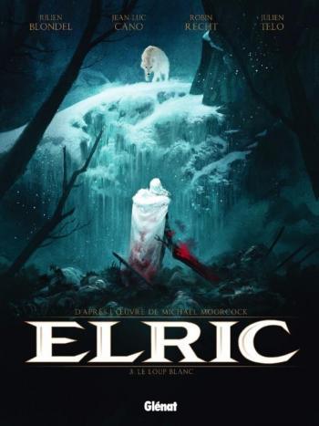 Couverture de l'album Elric - 3. Le Loup blanc