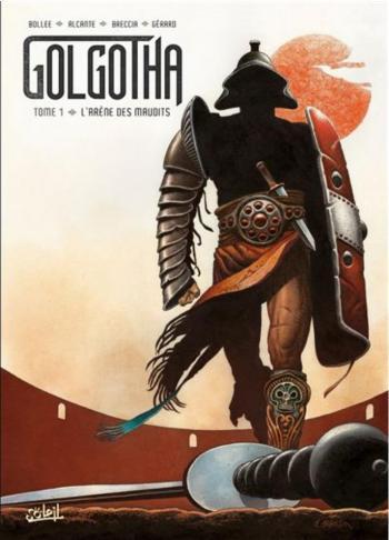 Couverture de l'album Golgotha - 1. Lucius