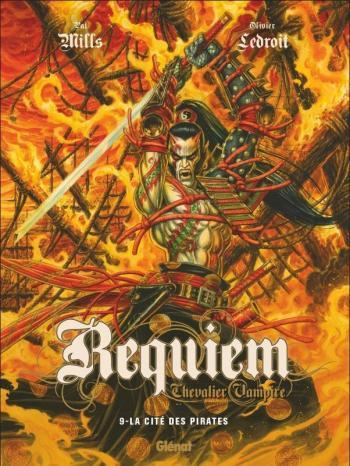 Couverture de l'album Requiem - Chevalier vampire - 9. La cité des pirates