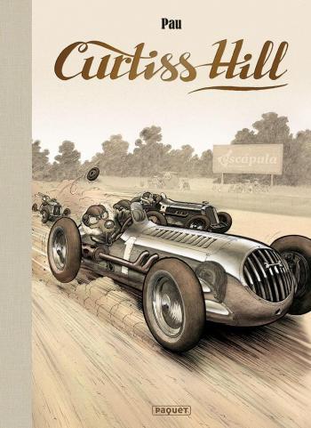 Couverture de l'album Curtiss Hill (One-shot)